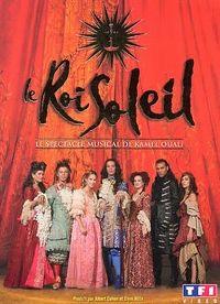 Cover Musical - Le roi soleil [DVD]